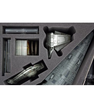 Star Wars X-Wing: Incursor Imperial (Foam Tray)