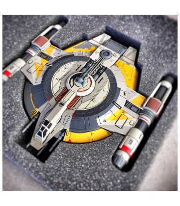 Star Wars X-Wing: Sombra Alargada (Foam Tray)