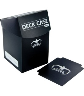Deck Case 100+ Negro Ultimate Guard