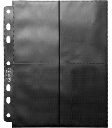 Supreme Compact 8-Pocket Standard Size Pages (10) - Ultimate Guard