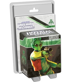 Imperial Assault: Greedo