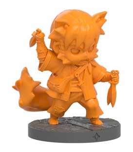 Ninja All Stars: Uzumaki (Héroe)