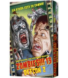 Zombies!!! 13: DEFCON Z