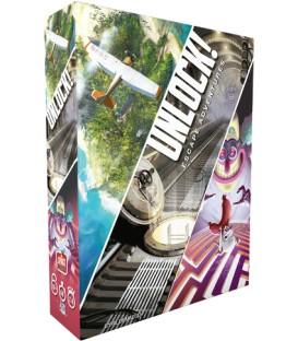 Unlock 1 - Escape Adventures