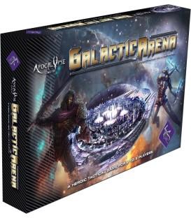 Galactic Arena (Inglés)