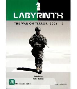 Labyrinth: The War on Terror, 2001 - ? (4th Printing) (Inglés)