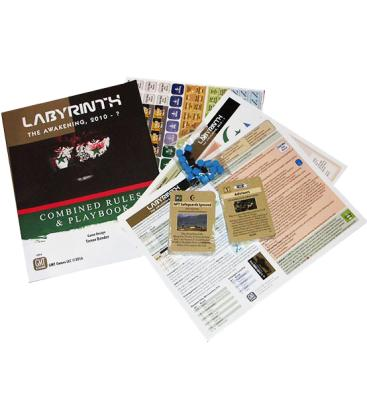 Labyrinth: The Awakening, 2010 - ?