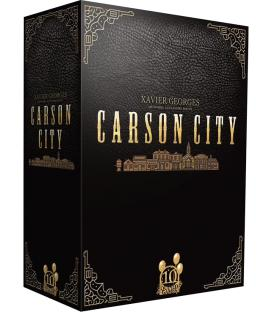 Carson City: Big Box (Inglés)