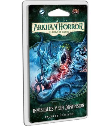 Arkham Horror LCG: Invisibles y sin Dimensión / El Legado de Dunwich 4