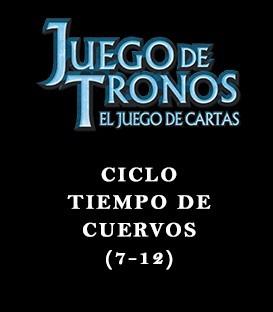 Ciclo Tiempo de Cuervos (7-12)