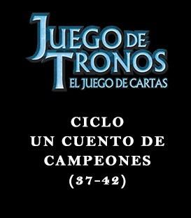 Ciclo Un Cuento de Campeones (37-42)