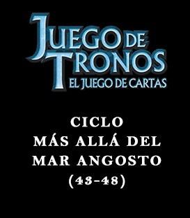 Ciclo Más Allá del Mar Angosto (43-48)