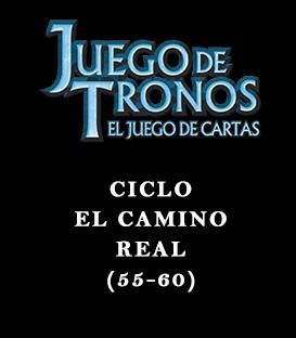 Ciclo El Camino Real (55-60)