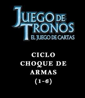 Ciclo Choque de Armas (1-6)