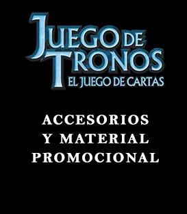 Accesorios y Material Promocional