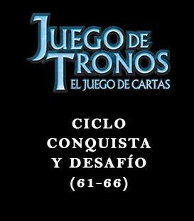 Ciclo Conquista y Desafío (61-66)