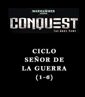 Ciclo Señor de la Guerra (1-6)