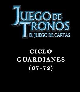 Ciclo Guardianes (67-72)