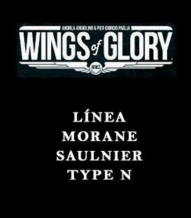 Línea Morane-Saulnier Type N