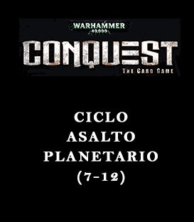 Ciclo Asalto Planetario (7-12)
