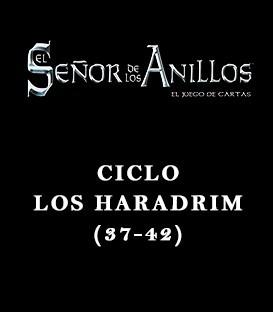Ciclo Los Haradrim (37-42)