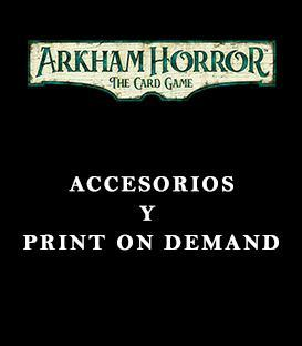 Accesorios & Print on Demand