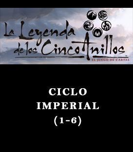 Ciclo Imperial (1-6)