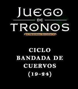 Ciclo Bandada de Cuervos (19-24)