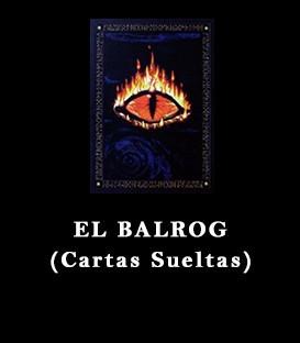 El Balrog - Cartas Sueltas