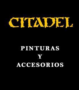 Citadel: Pinturas y Accesorios para Modelismo