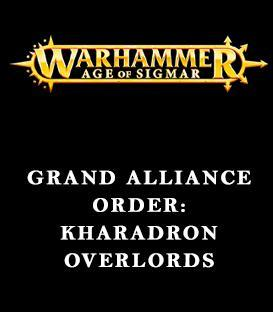 Grand Alliance Order: Kharadron Overlords