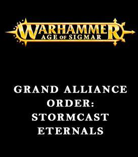 Grand Alliance Order: Stormcast Eternals