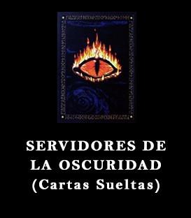 Servidores de la Oscuridad - Cartas Sueltas