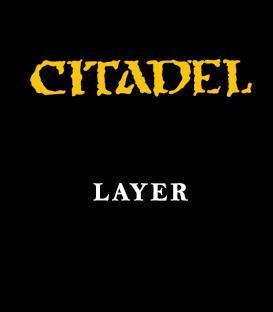 Pintura Citadel: Layer