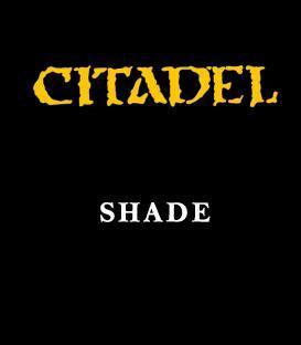 Pintura Citadel: Shade