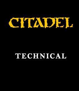 Pintura Citadel: Technical