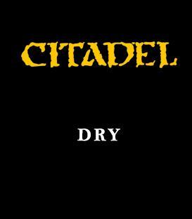 Pintura Citadel: Dry