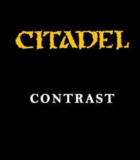 Pintura Citadel: Contrast