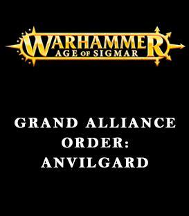 Grand Alliance Order: Anvilgard
