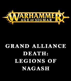 Grand Alliance Death: Legions of Nagash
