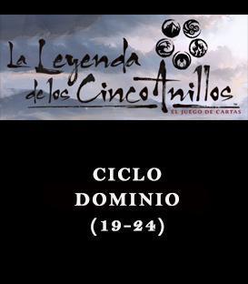 Ciclo Dominio (19-24)