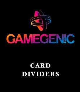 Gamegenic: Card Dividers