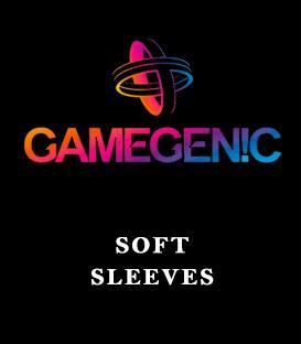 Gamegenic: Soft Sleeves