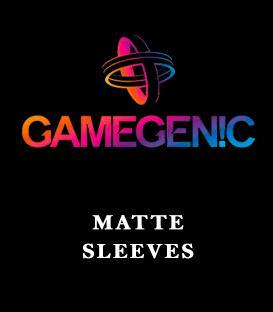 Gamegenic: Matte Prime Sleeves