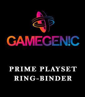 Gamegenic: Prime Playset Ring-Binder