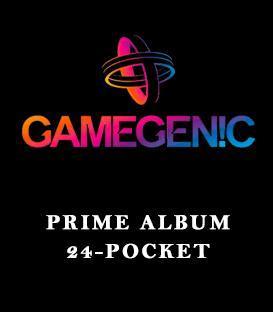 Gamegenic: Prime Album 24-Pocket