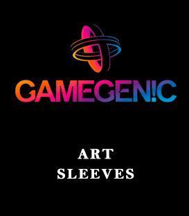 Gamegenic: Art Sleeves