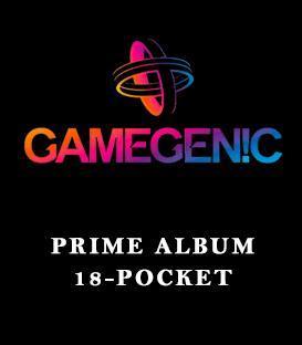 Gamegenic: Prime Album 18-Pocket