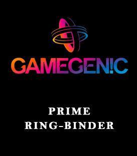 Gamegenic: Prime Ring-Binder