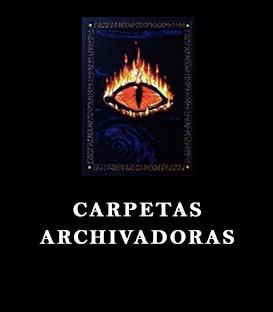 Carpetas Archivadoras
